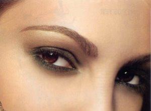 Eye Makeup for Brown Eyes6