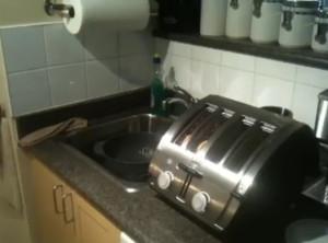 Dumb Toaster