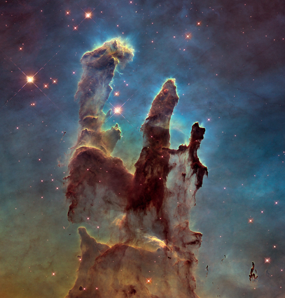 Pillars of Creation 2014